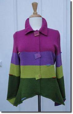 Carolyn Barnett's jacket The North Face, Craft Ideas, Athletic, Knitting, Jackets, Tops, Fashion, Down Jackets, Moda