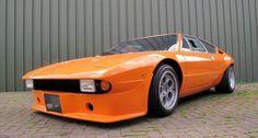 Lamborghini Urraco  Bob Wallace Rally 1974