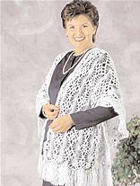 free crochet shawl patterns from free-crochet.com