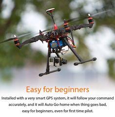 STORM Drone 4 GPS Flying Platform (RTF / NAZA Lite) http://www.helipal.com/storm-drone-4-gps-flying-platform-rtf-naza-lite.html