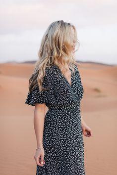 Cara Jourdan | Morocco Diary ~ Sahara
