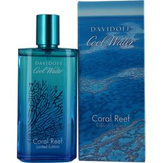 Davidoff Cool Water Coral Reef Eau de Toilette Spray 125ml NOW £18.99 delivered
