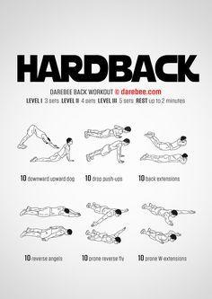 Hardback Workout
