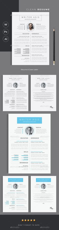 Free Book Writing Templates For Word Resume Template Marketing Resume Template Word Creative Resume .