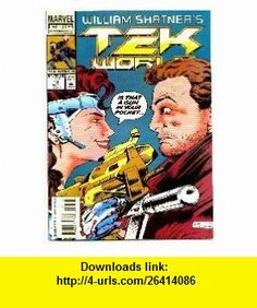 TekWorld #13 Ron Goulart, William Shatner ,   ,  , ASIN: B003J6RDJI , tutorials , pdf , ebook , torrent , downloads , rapidshare , filesonic , hotfile , megaupload , fileserve