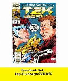 TekWorld #13 Ron Goulart, William Shatner ,   ,  , ASIN: B003J6RDJI , tutorials , pdf , ebook , torrent , downloads , rapidshare , filesonic , hotfile , megaupload , fileserve