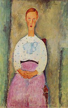 Amedeo Modigliani - Wikipedia