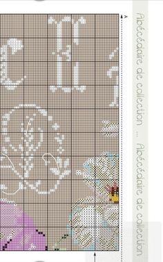 French Cross Stitch Magazine 2013 Samouiloff Point de Croix 84 Sampler. 4/8