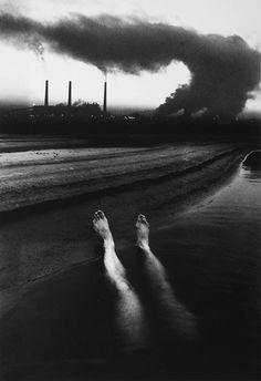 via akapearlofagirl wonderfulambiguity: Kálmándy Pap Ferenc, Les eaux usées, 1978