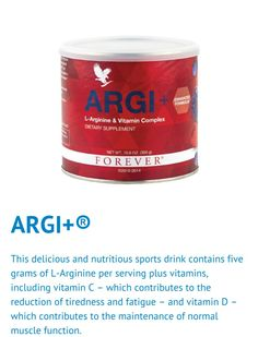 Do you enjoy working out? To enhance performance and look after your joints and bones, Argi + is an amazing natural supplement to support your body. Get yours from our online store  https://shop.foreverliving.com/retail/entry/Shop.do?store=GBR&language=en&distribID=440500089826