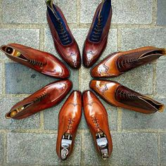 Ascot Shoes — A humble snap of my personal collection,...