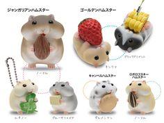 hamster gashapon