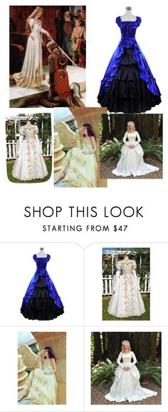 """Medieval Times"" by hannahr-hatfield ❤ liked on Polyvore"
