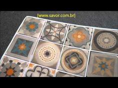 Pastilha Adesiva Resinada - Savor Revestimentos