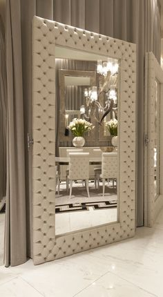 1000 Images About Luxury Floor Mirrors On Pinterest
