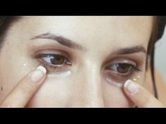 Remove Dark Circles And Under Eye Bags With Baking Soda - Simple Tasty Recipes