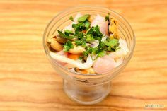 How to Make Ceviche Mixto