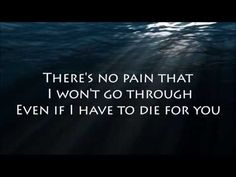 Starset - Die For You (Lyrics) - YouTube