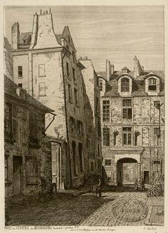 Bernardins boulevard S.t Germain 1859M. Amédée Berger