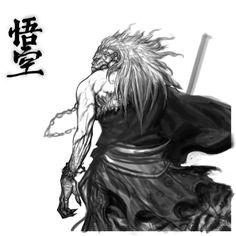 Sun Wu Kong by ~ALUltra