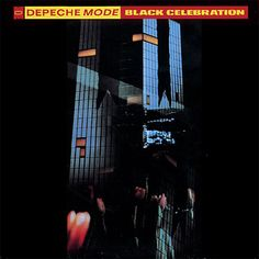Depeche Mode - Black Celebration.  I stole this record from my brother and listened to it over and over and over again.