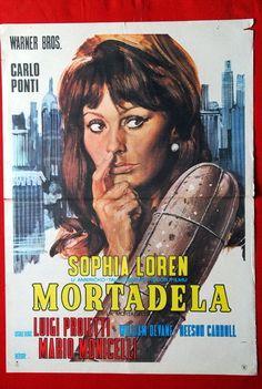 Mortadella Sophia Loren Monicelli 1973Movie
