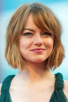 Haircut for women over 30 beauty