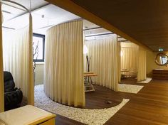facial room design ideas | Decorating ideas for a massage room2