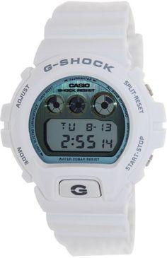 5db6d76fa47 G-Shock DW6900PL-7 Classic Series Stylish Watch - White C..