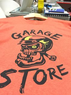 Tshirt #garagestore ortona Idee per comunicare