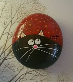 #RockPainting
