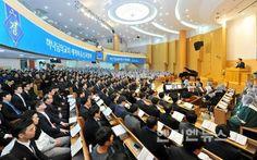 '부산기장 하나님의교회(안상홍님)' 헌당식, 각계 관심 집중