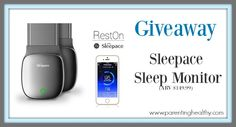 Here is a great chance to monitor your sleeping patterns, with this Sleepace Sleep Monitor giveaway that I am helping promote. Good Luck. ~Tom