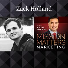 Streamlining affordable marketing is something that SelectFew makes possible. In this episode, Adam Torres and Zack Holland, CEO and Co Founder at SelectFew, explore how SelectFew is using a managed-distributed system to help it's clients thrive. Marketing Program, Co Founder, Growing Your Business, Marketing And Advertising, Holland, Branding Design, How To Apply, Explore, The Nederlands