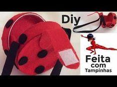 Birthday Balloon Surprise, Birthday Balloons, Miraculous Ladybug Costume, Baby Alive, Sewing Dolls, Cardboard Crafts, Felt Art, Creative Kids, Diy Costumes