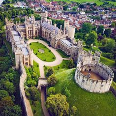 Arundel Castle, Arundel, Sussex, England From British Medieval History (FB)