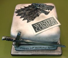 Game of thrones cakes | Game of Thrones - by Over The Top Cakes Designer Bakeshop @ CakesDecor ...
