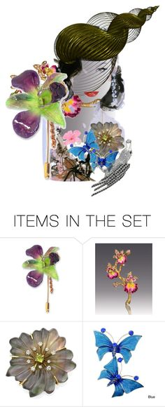 """""""Gardinia"""" by diannecollier ❤ liked on Polyvore featuring art and polyvoreeditorial"""