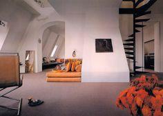 Ward Bennett, Apartment, 1965