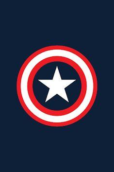 Marvel Universe Captain America Shield - The iPhone Wallpapers Hero Marvel, Marvel Art, Marvel Comics, Captain Marvel, Marvel Avengers, Marvel Logo, Avengers Movies, Marvel Superhero Logos, Films Marvel