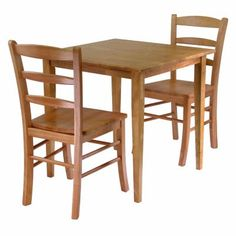 Winsome Groveland 3-pc. Dining Set $287.99