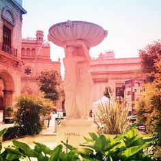 Plaza de la Pescadería, Castellón.// Pescaderia Square, Castellón