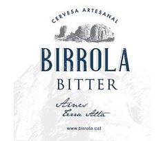 Birrola Bitter: English Bitter