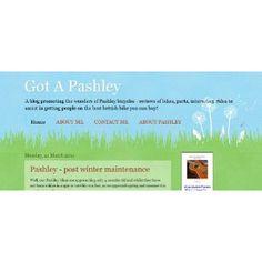 Buy Now!! Got A Pashley (Kindle Edition) http://www.amazon.com/dp/B004TEWJWA/?tag=jrepinned-20 B004TEWJWA