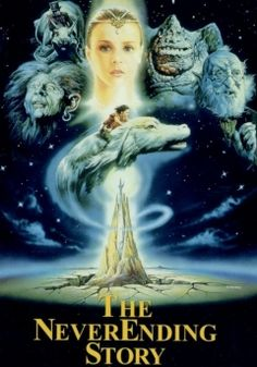 The immortal hero living inside the book in the neverending story by michael ende