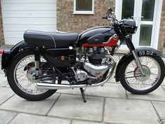 1959 Matchless G12 Developed from the 600cc G11 the 646cc G12 was the largest capacity machine on offer and with genuine 100mph performance it became popular with the American market, but sadly they are sometimes overlooked by today's 'classic' motorcyclists.