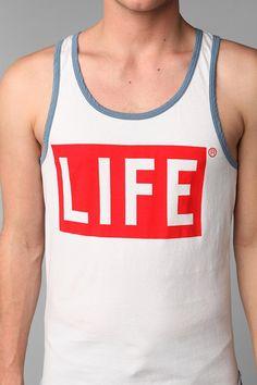 Altru Life Logo Tank Top