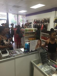 How Two Sisters Opened a Beauty Supply Store Before They Were Old Enough to Drink