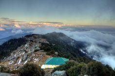 View from Churdhar Temple, district Sirmour, Himachal Pradesh | by Munish Chandel
