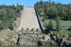 Oroville Dam - today I visited the tallest dam in the U.S. The California drought has had a profound impact on the area - check out the photos for more details